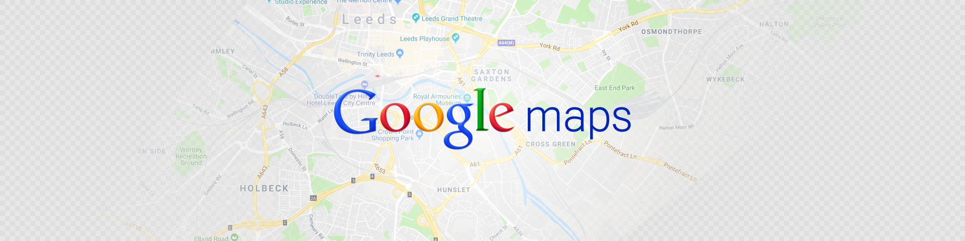 Map Of England Google Maps.Get Google Maps On Your Website Qweb Ltd Award Winning Web And
